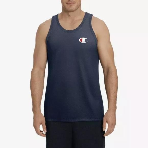 5280868f7b6e Champion Shirts | Mens Logo Tank Top | Poshmark